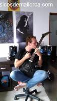 Guitarra Megadeth