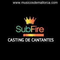 Casting de cantantes