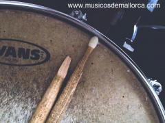 Se busca baterista Mallorca