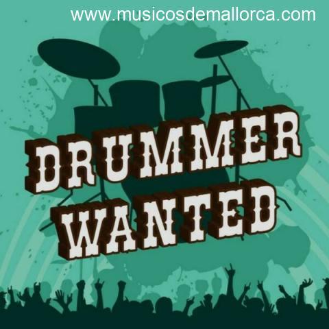 Buscamos Baterista Rock/Metal