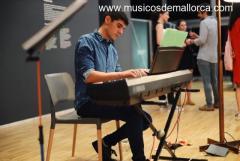 Pianista y teclista para eventos