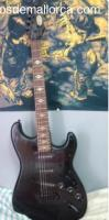 STRATOCASTER STAGG S402 GOTHIC