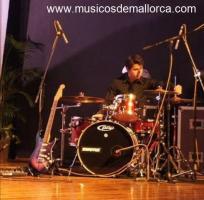 Instrumentista profesional de batería!
