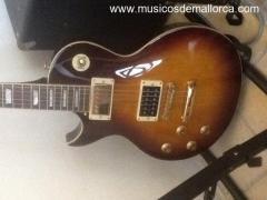 Guitarra zurda