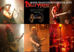 THE BILLY YOUNG BAND (AC/DC TRIBUTE)