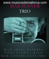 Max Sunyer trio