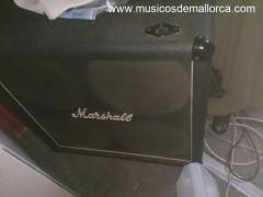 Pantalla Marshall  8412 Celestion 4x12 de 140W a 8 ohms