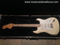 Guitarra Fender Stratocaster Voodoo Custom Shop
