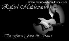 Rafael Maldonado Guitarra Jazz