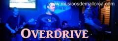OVERDRIVE (70's rock/funk covers)