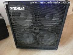 Altavoz para bajo Yamaha 4x10