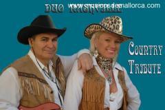 Dúo de Música Country