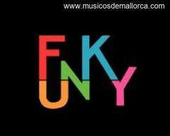 Formar Grupo de funk,jazz,soul....