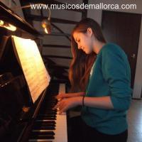 Clases particulares de piano, solfeo y armonía