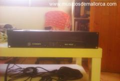 Amplificador Crown XLS402