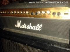 Marshall Valvestate 100W con válvula en el previo