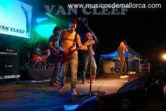 banda de Rock VAN CLEEF