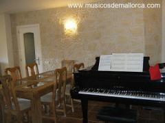 Clases de piano en Palma