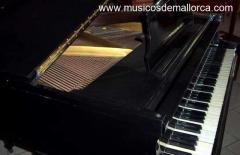 Se ofrece pianista para hoteles y eventos