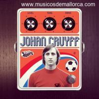 Se vende pedal Fuzz (Edición especial Johan Cruyff Selección Holandesa)