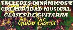 clases de guitarra taller de musica